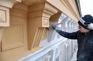 Fasad renovering Stockholm
