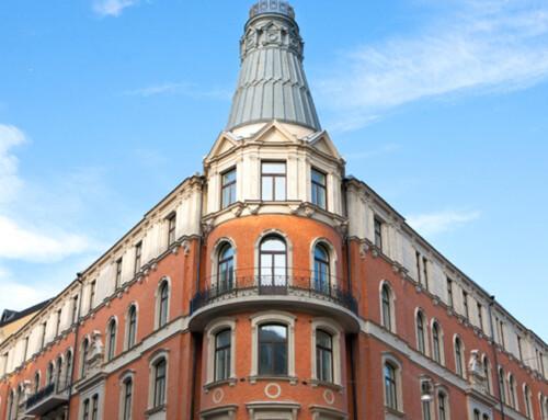 Kv. Kasernen 1, Stockholm